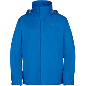 VAUDE Escape Light Jas Heren blauw